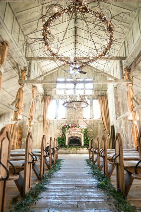 woodland california wedding gold wedding ideas