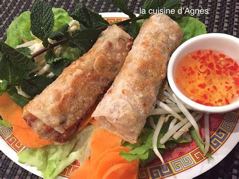 chinois en cuisine rouleaux de printemps chinois porc crevettes chūn juǎn