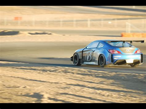 2018 Hyundai Rhys Millen Racing Genesis Coupe Wallpapers