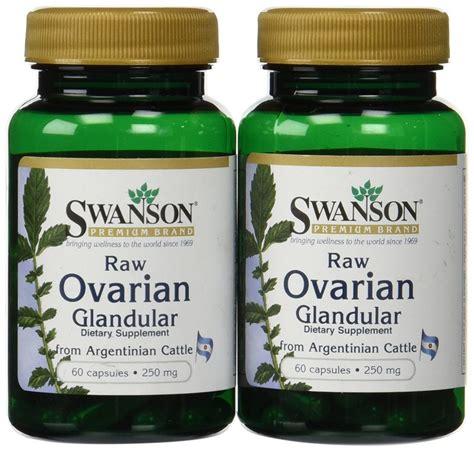Bovine Ovary Pills Supplements For Breast Enlargement