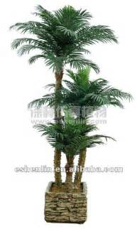wholesale silk trees and plants indoor potted palm tree in china buy indoor potted palm tree