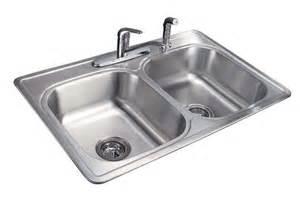 tuscany 7 quot bowl stainless steel kitchen sink kit at menards 174