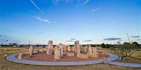 stonehenge odessa tx hauns  west