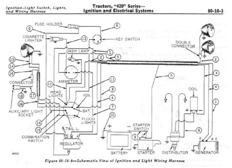 1969 430 gas wiring digrams mytractorforum the friendliest tractor forum and best place