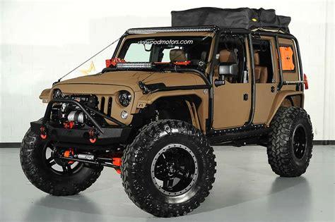 Starwood Motors 39 Project Jeep Nomad Autofluence