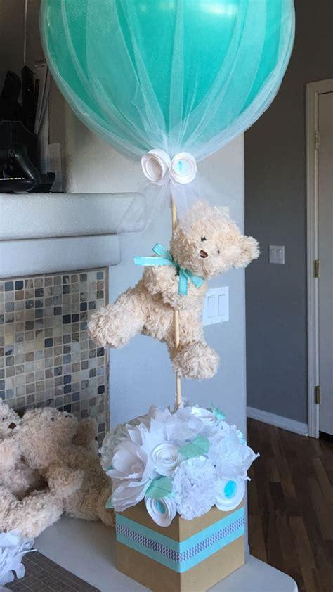 Baby Shower by Decoraciones Con Globos Para Baby Shower Dale Detalles