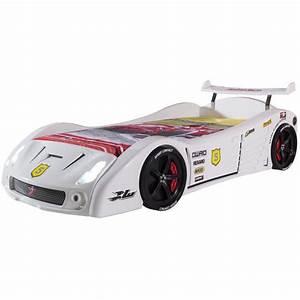 Lit Voiture 90x190 : lit voiture gar on v5 lit enfant 90x190 euroimportmoto ~ Teatrodelosmanantiales.com Idées de Décoration