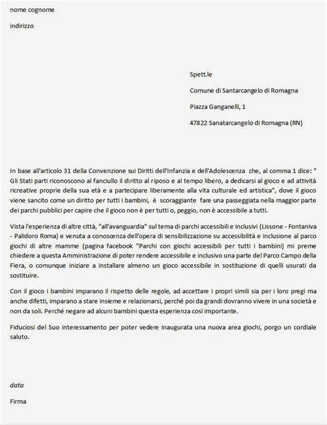 modelli lettere commerciali lettera formale fac simile mc informatica