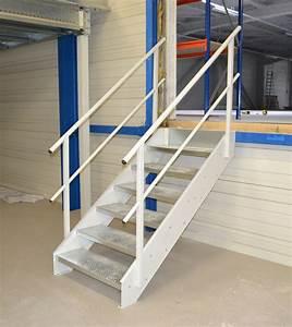 Escalier Métallique Industriel : escalier industriel escaliers m talliques ~ Melissatoandfro.com Idées de Décoration