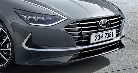 When Will The 2020 Hyundai Sonata Be Available by 2020 Hyundai Sonata 1 6 Turbo Coming To Seoul Motor Show