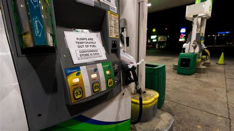 Gas Crunch From Cyberattack Intensifies in Nation's ...