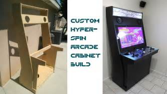 custom hyperspin arcade cabinet updated with links to p doovi