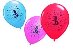 sprüche zum 3 geburtstag luftballon 3 geburtstag