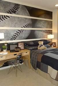 comment amenager une chambre d39ado garcon 55 astuces en With decoration murale chambre ado