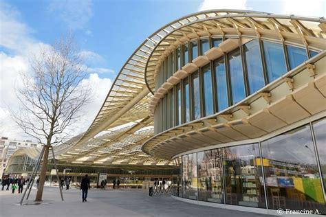 Patrick Berger  La Canopée Des Halles  Paris, France
