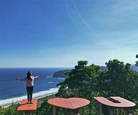 pantai modangan donomulyo bisa main paralayang view pantai