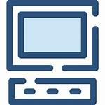 Computer Electronics Tower Icon Computing