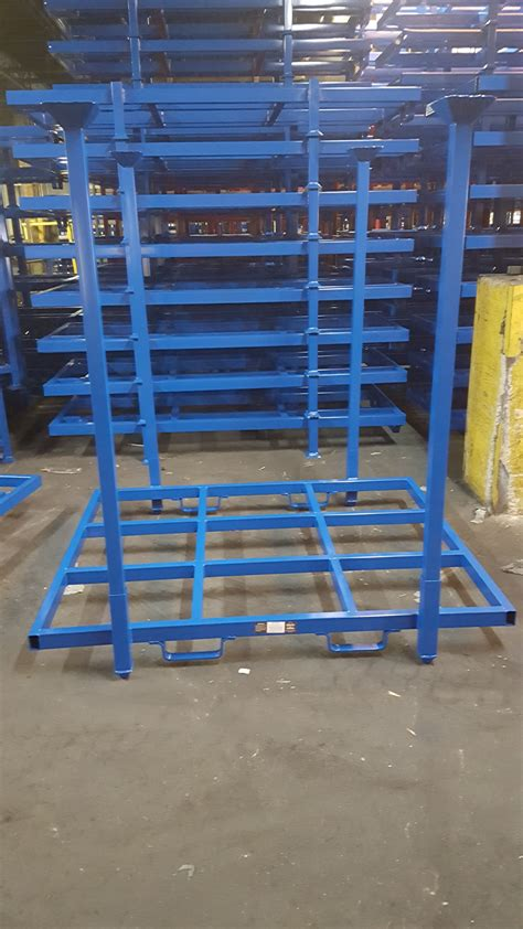 At The Rack by Carpet Pad Racks Warehouse Rack And Shelf