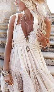 Was Ist Boho Style : tudo branco boho bohemian style and beige dresses ~ Orissabook.com Haus und Dekorationen