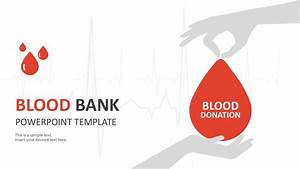 blood bank donation powerpoint template With blood ppt templates free download