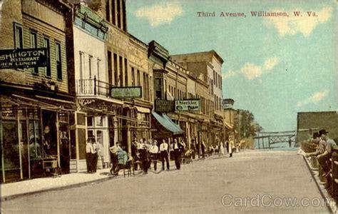 avenue williamson wv