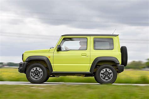 There are places in the world only the jimny can go. Prueba del Suzuki Jimny -- Autobild.es