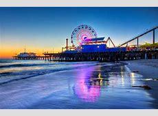 Living and working in Santa Monica, California schmoozd