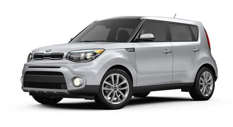 Silver Kia Soul by What Are The Exterior Color Options For The Kia Soul