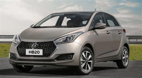 Hyundai HB20 2019 chega com novidades, confira versões ...