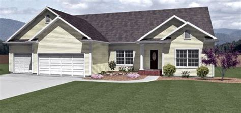 Manchester II by All American Homes Ranch Floorplan