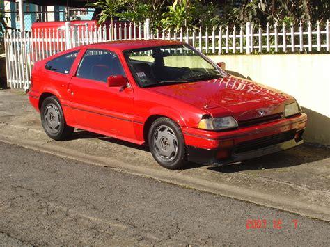 1986 Honda Civic Crx Other Pictures Cargurus