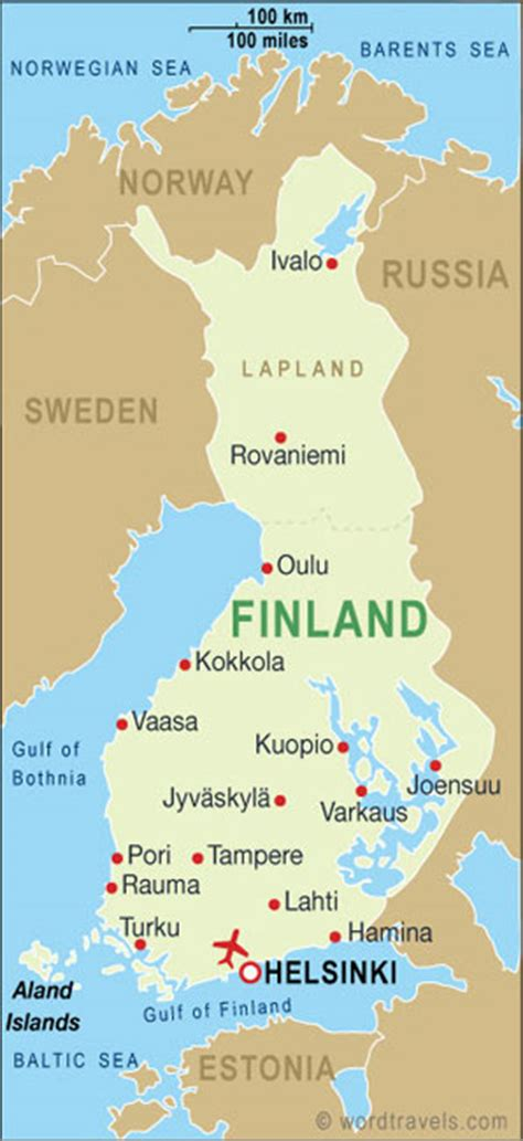 finland map  finland satellite image