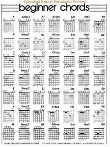 Best 25  Guitar Chord Chart Ideas On Pinterest