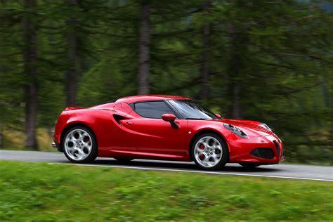 Alfa Romeo 4c Mit Augmented Realitytechnologie