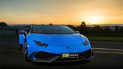 Lamborghini Huracan Tuning Spyder Oct Ct Wallpapers