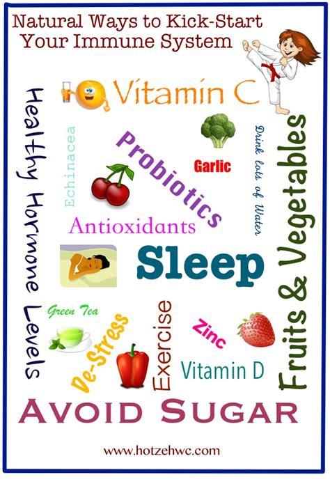 Boost Your Immune System | Sunshine Wellness Institute