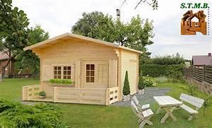 Chalet Bois Kit : kit chalet bois sans permis de construire 20 m2 avec mezzanine ~ Carolinahurricanesstore.com Idées de Décoration