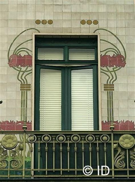 The Nouveau Of Otto Wagner Otto Wagner 39 S Majolica House Vienna Secession