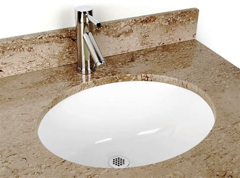 Download Undermount Bathroom Sinks Oval