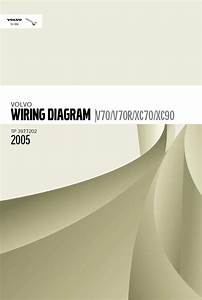 Volvo Xc70 Wiring Electric Diagrams Manual 2005 2006 2007