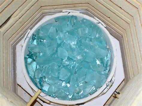 fabrication pate de verre la fabrication du disque brut d un miroir