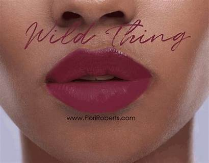 Lipstick Lips Flori Roberts Cosmetics Luxury Dusk