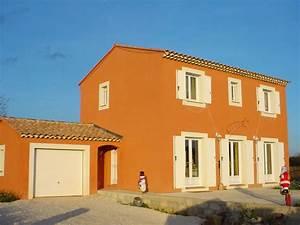 photo de facade de maison provencale With exemple de facade de maison