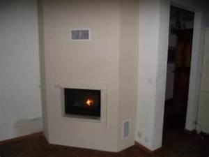 Vitre Insert Autonettoyante : cheminee avec insert fonte flamme ~ Carolinahurricanesstore.com Idées de Décoration