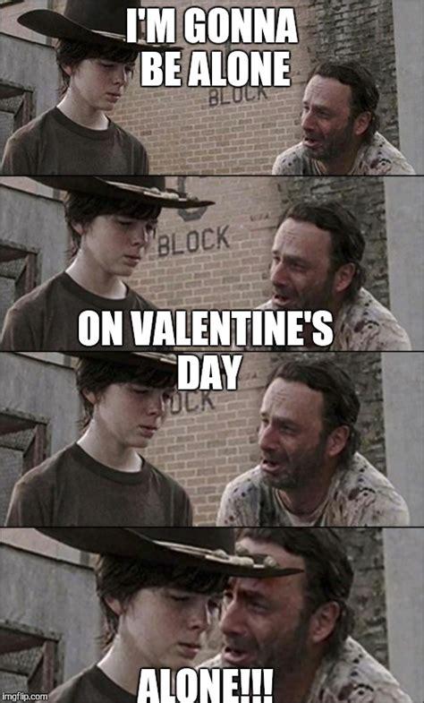 Walking Dead Valentines Day Meme - the walking dead coral imgflip