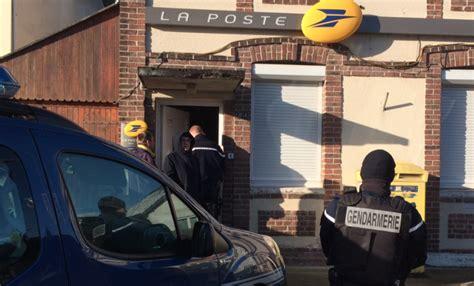 bureau poste caen bureaux de poste attaqués en normandie dix personnes d