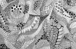 Random Pattern Drawings