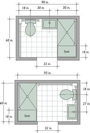 sara pierces blog bathroom floor plans april
