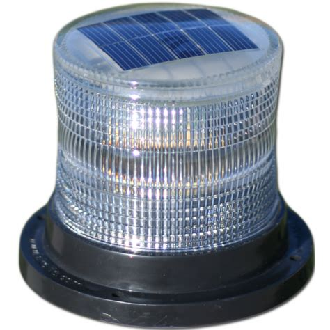 solar dock post lights for pipe supported docks