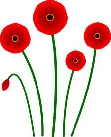 poppy flower clip clipart best